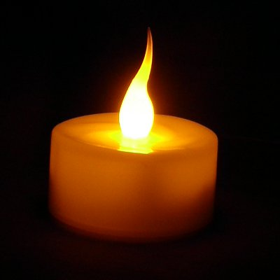 amber flameless LED Smart Candles