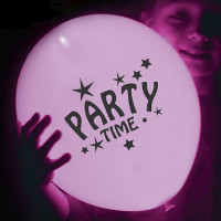 party time LED balloons